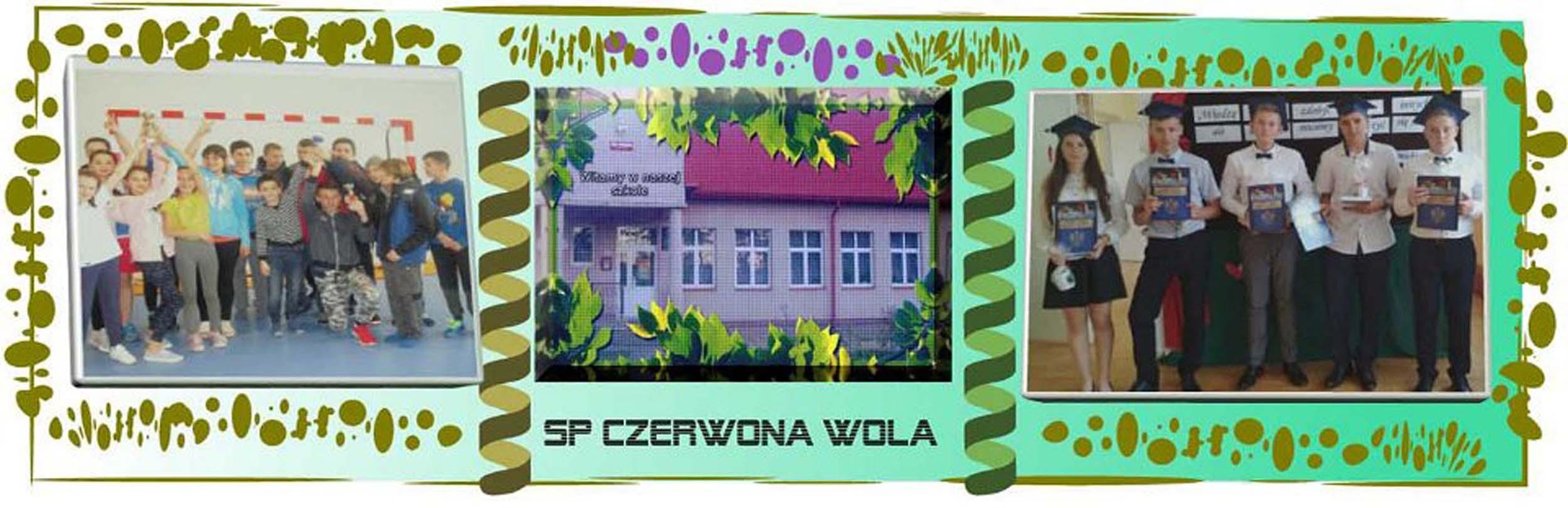 Szkoła Podstawowa im. Jana Pawła II w Czerwonej Woli